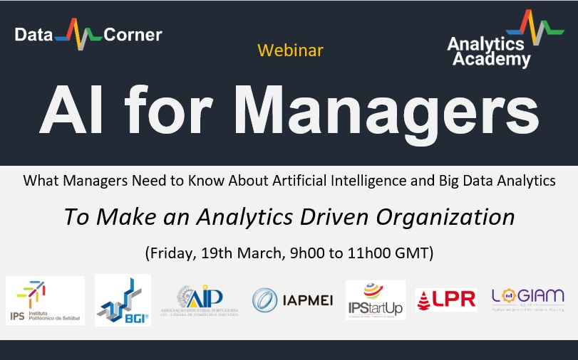 Webinar: AI for Managers